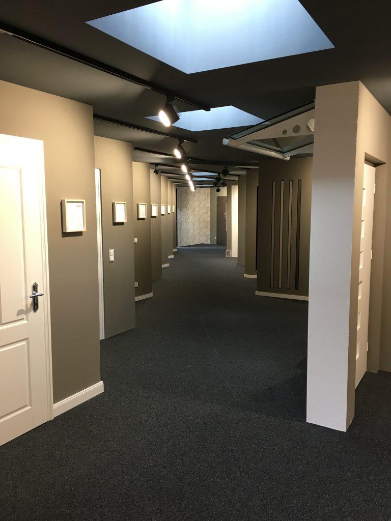 Türenausstellung Becker, Pfungstadt